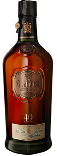 Glenfiddich Scotch Single Malt 40 Year Old 750ml